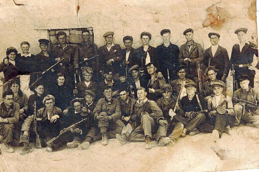 Партизаны на ай петри в годы войны